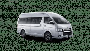 Rental Toyota Hiace Semarang
